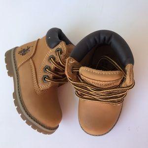 U.S. Polo Assn.  Baby Construction Boot size:5